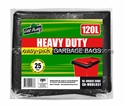 Picture of Garbage Bin Liner 120lt Black H/D 1150x950-GARB025600- (CTN-200)