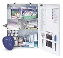Picture of First Aid Kit -KIT 5 (High Risk) Metal Case-FAID805300- (EA)