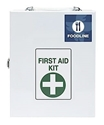 Picture of First Aid Kit -  Foodline Kit 1 wall mount lockable metal cabinet                                   -FAID805310- (EA)