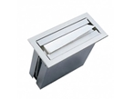 Picture of Stainless Steel Counter Top Mounted Slimline Towel Dispenser -DISP431130- (EA)