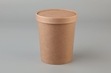 Picture of 32oz Betakraft Eco Food Container and Lid Combo - 116mm x 90mm x 135mm-BIOD079430- (CTN-250)