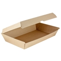 Picture of Enviro Family Box Supa Flute Brown Kraft - 310 x 200 x 85mm-BIOD080210- (CTN-100)