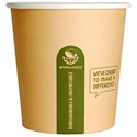 Picture of Enviro Heavyboard Round Hot Food / Soup Container 24oz-BIOD080720- (CTN-500)