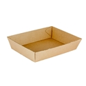 Picture of Enviro Supa Flute Tray #3 -  205 x 160 x 45mm-BIOD080820- (CTN-240)
