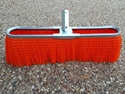 Picture of Broom Head Poly Industrial 450mm - Brushworks Scavenger-CLEA372173- (EA)