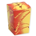 Picture of Cardboard Chipbox Small 75 x 75 x 100  -SNAK152900- (CTN-500)