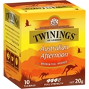 Picture of Twinings Enveloped Tea Bags Australian Afternoon-PORT278200- (BOX-10)