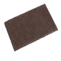 Picture of Industrial Heavy Duty Scourer Brown 230mmx150mm - Oates SC-903-SCRU374613- (EA)