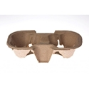 Picture of 2 Cup Egg Board Carry Tray-TRAY164806- (SLV-50)