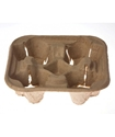 Picture of 4 Cup Egg Board Carry Tray-TRAY164808- (SLV-50)