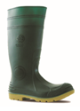 Picture of Gumboot - Green/Gristle Jobmaster 400mm Non-Safety Toe SIZE 13-APPR489849- (PAIR)