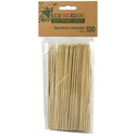 Picture of Bamboo Skewers  15cmx2.5mm Retail -STRW178098- (CTN-1200)