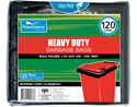 Picture of Garbage Bin Liner 120lt Black H/D 1150x950-GARB025600- (SLV-25)