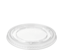 Picture of Clear Flat Lid to suit 12SUN sundae cups -PLAC118305- (SLV-100)