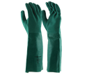 Picture of Gloves PVC -Double Dipped PVC Green 45cm-GLOV475900- (CTN-60)