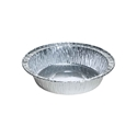 Picture of #2811 Pie Foil Container- Small Pie Round - 81mm Round Base x 23mm High-FCON135205- (CTN-200)